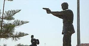Şehit Ömer Halisdemir'in heykeli 30 Ağustos'ta açılacak!