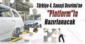 4. Sanayi Devrimi'ni yakalayabilmek için platform oluşturuluyor