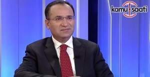 Adalet Bakanı Bozdağ'dan gündeme dair önemli açıklamalar