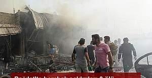 Bağdat'ta bombalı saldırılar - 9 ölü