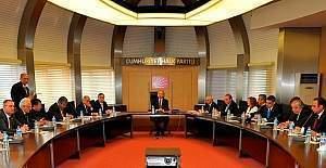 CHP'nin tezkere kararı MYK'da netleşecek