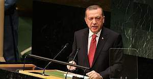 Cumhurbaşkanı Erdoğan New York'ta BM Genel Kurulu görüşmelerine katılacak