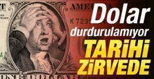 Dolar Zirveyi Gördü: TL Karşısında 2.97 Sınırı Aştı!