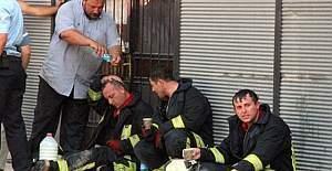 Konya'da yangın - 1 ölü