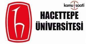 ÖSYM tarafından ALÜGS ile Hacettepe Üniversitesi'ne yerleştirilen öğrencilerin kayıtlar başladı