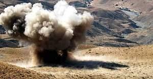 Şemdinli'de mayın patladı - 3 yaralı