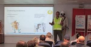 2016 İş Sağlığı ve Güvenliği Eğitim Programı başladı
