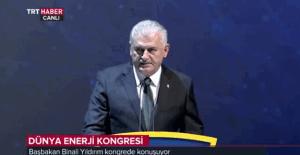 23. Dünya Enerji Zirvesi başladı - Başkaban Binali Yıldırım konuşuyor - Canlı İzle