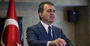 AB Bakanı Ömer Çelik: '' PKK kendisi dışındaki kürtlere bile tahammül etmiyor.''
