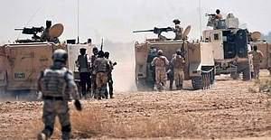ABD Musul operasyonunda Iraklı askerleri vurdu!