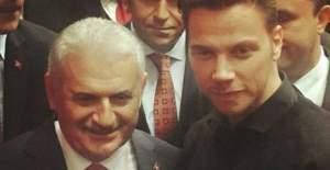 Başbakan'dan Sinan Akçıl'ı güldüren espri