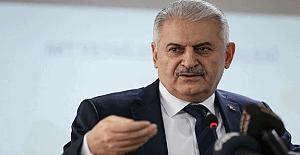 Başbakan Binali Yıldırım'dan anayasa değişikliği ve başkanlık açıklaması