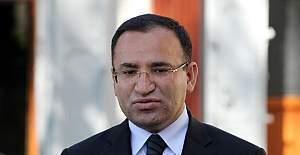 Bekir Bozdağ: ''Uluslararası İstanbul Hukuk Kongresi yarın başlıyor.''