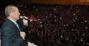 Cumhurbaşkanı Erdoğan: Parlamentoların verdiği karara saygı duymak zorundasınız
