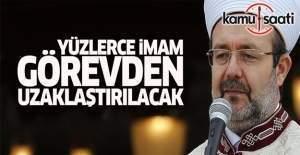 Diyanet'te terör temizliği-Yüzlerce imam görevden uzaklaştırılacak
