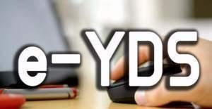 e-YDS 2016 sonuçları açıklandı - sorgula öğren