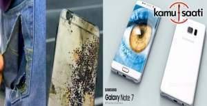 Galaxy Note 7 artık üretilmeyecek