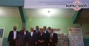 Gine'deki tüm FETÖ okullarını Türkiye Maarif Vakfı devraldı