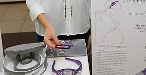 Hamilelerin sağlığı saç bandı ve bileklikle takip edilebilecek