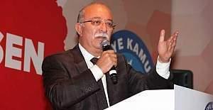 İsmail Koncuk: ''Bir hesap da biz yapalım. Bakalım Türkiye'nin öğretmene ihtiyaç var mı yok mu?.''