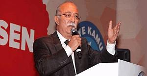 Türkiye Kamu-Sen Genel Başkanı İsmail Konçuk'tan mülakat ve 4+2 şartına tepki