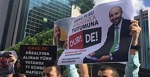 İsrail, gözaltına alınan Türk vatandaşını serbest bıraktı