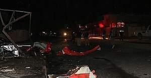 Suriye'de düğün salonunda intihar saldırısı: 30 ölü, 90 yaralı