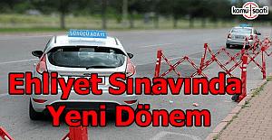Sürücü adayları dikkat! Ehliyet sınavında yeni dönem geliyor