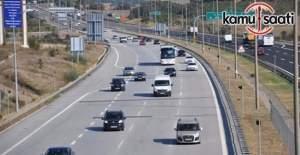 TEM Ankara yolu 27 gün ulaşıma kapanacak