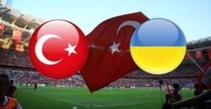 Türkiye Ukrayna MaçıDetayları