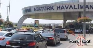 Atatürk Havalimanındaki 'araç tanıma sistemi' kaldırıldı