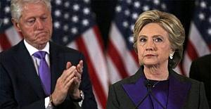 Clinton'dan seçim değerlendirmesi, ''Kaybetmemin nedeni...''