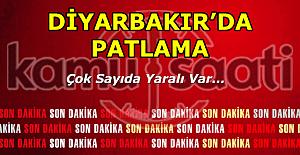 Diyarbakır Bağlar'da şiddetli patlama