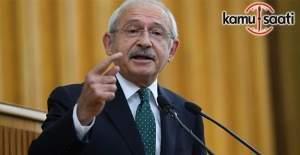 Kılıçdaroğlu: AKP'nin sorun çözme yeteneği ve kapasitesi yoktur