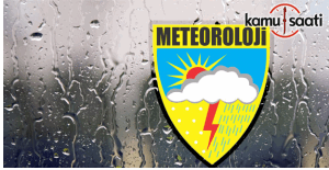 Meteoroloji açıkladı, haftasonu birçok ilde sağanak yağış bekleniyor