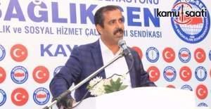 Metin Memiş: Türkiye'nin çimentosu olacağız