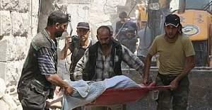 Musul'da hava saldırısı, 3'ü çocuk 9 kişi hayatını kaybetti