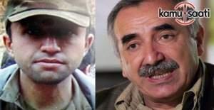 Öldürülen terörist Murat Karayılan'ın koruması çıktı