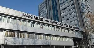 Sahte kimlikle yakalanan eski HSYK Genel Sekreteri Ankara'ya gönderildi
