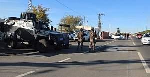 Şanlıurfa'nın giriş ve çıkışında güvenlik uygulaması başlatıldı