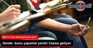 Sosyal medyadan öğretmene hakarette uzaklaştırma cezası