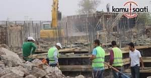 Terör mağdurları için yeni konutlar yapılıyor