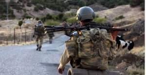 TSK: 57 PKK'lı etkisiz hale getirildi