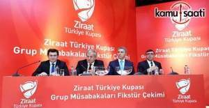 Türkiye Kupası'nda grup kuraları çekildi