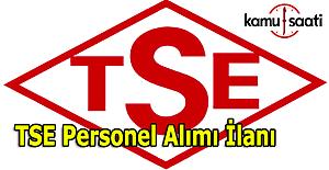 TSE, 66 sözleşmeli personel alımı yapacak