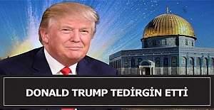 Trump'tan İsrail'e söz, Kudüs başkent olacak
