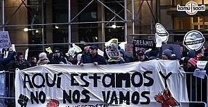 ABD'de 'Göçmensiz 1 Gün' boykotu