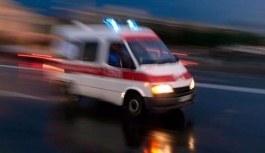 Traktör ile otomobil çarpıştı: 4 ölü