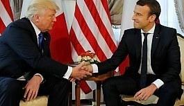 ABD ve Fransa Suriye konusunda anlaştı