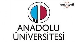 Anadolu Üniversitesi Yaz Okulu Yönetmeliğinde...